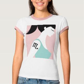T-shirt de dames de zodiaque - Scorpion