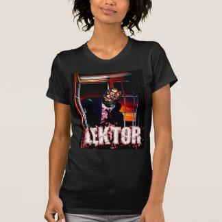 T-shirt de dames (vue de face)
