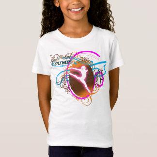 T-shirt de danseur de gymnaste
