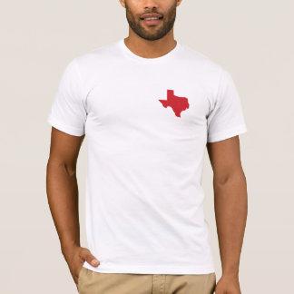 T-shirt de Davy Crockett le Texas - poche avant