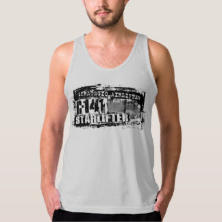 T-shirt de débardeur de C-141 Starlifter