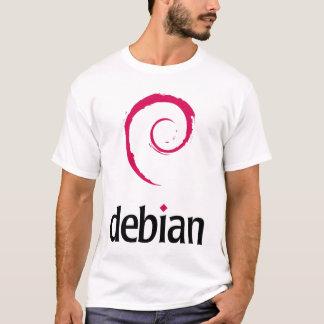 T-shirt de Debian