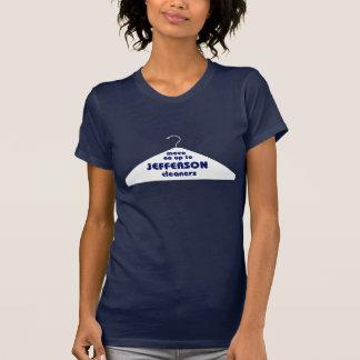 T-shirt de décapants de Jefferson