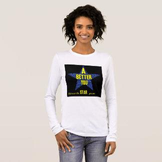 T-shirt de découverte d'étoile