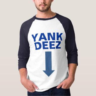 T-shirt de Deez de coup sec