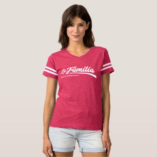 T-shirt de défenseur de Familia de La