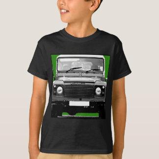 T-shirt de défenseur de Land Rover 110