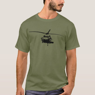 T-shirt de délivrance de combat (plein rotor)