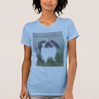 T-shirt de délivrance de lapin