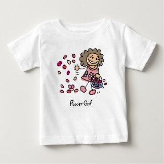T-shirt de demoiselle de honneur