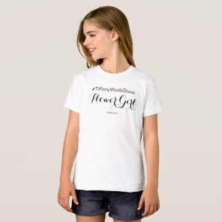 """T-shirt de """"DEMOISELLE DE HONNEUR"""" d'ensemble"""