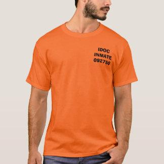 T-shirt de détenu