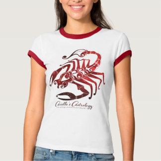 T-shirt de ~ d'habillement d'astrologie de
