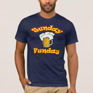 T-shirt de dimanche Funday