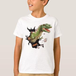 T-shirt de dinosaure de T-Rex