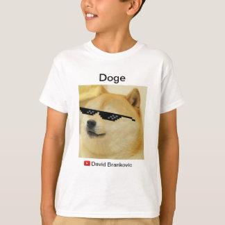 T-shirt de doge