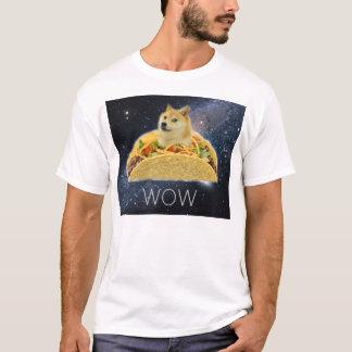 T-shirt de DOGE de wow