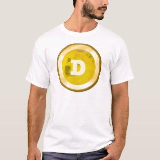 T-shirt de Dogecoin