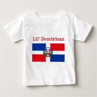 T-shirt de Dominicain de Lil