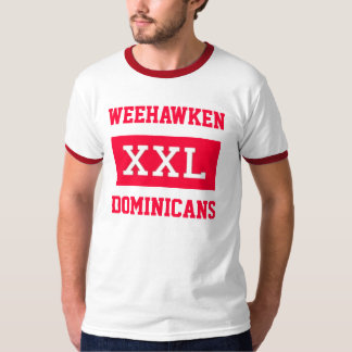 T-shirt de Dominicains de Weehawken