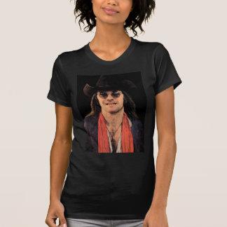 T-shirt de Doug Sahm des femmes