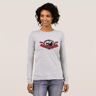 T-shirt de douille de Bella des femmes de