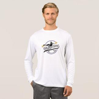 T-shirt de douille de concurrent du Sport-Tek des