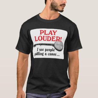 T-shirt de douille de short du darl des hommes