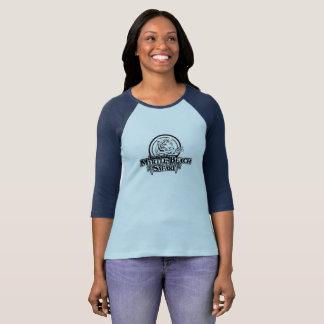 T-shirt de douille du safari 3/4 de Myrtle Beach