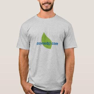 T-shirt de doyoubjj.com avec le logo de bjj