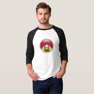 T-shirt de Dr. Social Media Dizzy Turban Emoji