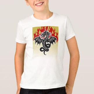 T-shirt de dragon de la jeunesse