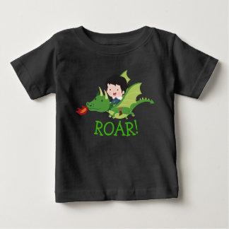 T-shirt de dragon pour des garçons