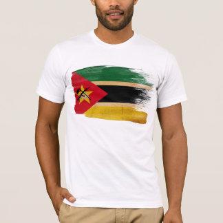 T-shirt de drapeau de la Mozambique
