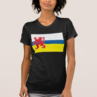 T-shirt de drapeau de Limbourg