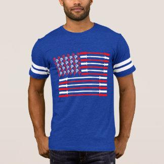 T-shirt de drapeau de Murph CFHV