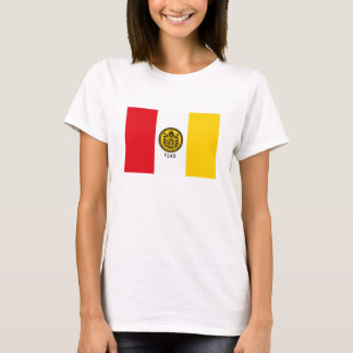 T-shirt de drapeau de San Diego