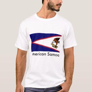 T-shirt de drapeau des Samoa américaines
