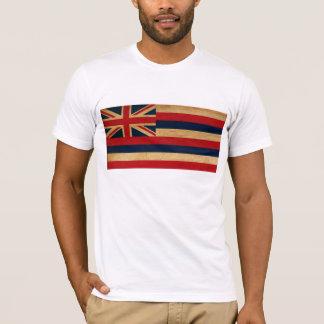 T-shirt de drapeau d'Hawaï