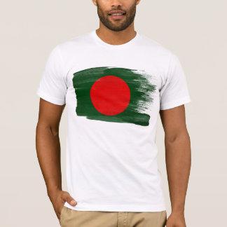 T-shirt de drapeau du Bangladesh