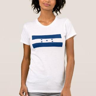 T-shirt de drapeau du Honduras