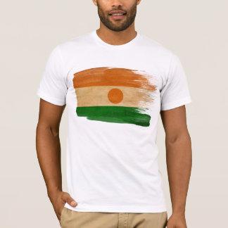 T-shirt de drapeau du Niger