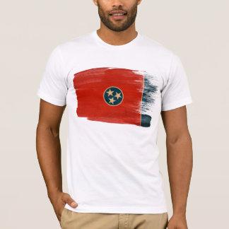T-shirt de drapeau du Tennessee