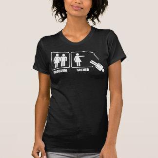 T-shirt de drk de FEMMES résolu par problème