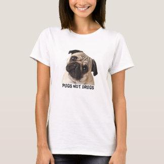 T-shirt de drogues de carlins pas