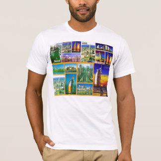 T-shirt de Dubaï par Mojisola un Gbadamosi Okubule