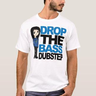T-shirt de Dubstep DTB (EN VENTE)