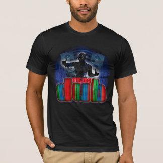 T-shirt de Dubstep - ordures de copie, copie,