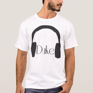 T-shirt de Duke Ellington