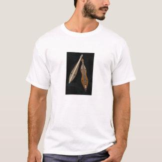 T-shirt de dulcimer de montagne d'iceberg